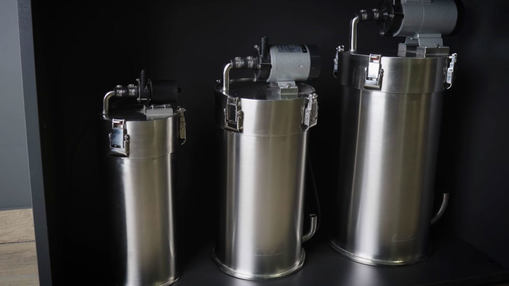 Top Canister Filter